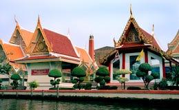 Bangkok Noi Temple Thailand. Bangkok Noi district temple along the chao phraya river Thailand Royalty Free Stock Photos