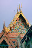 Bangkok Noi Temple Thailand Stock Photos