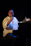 BANGKOK-OCT 8 : Kenny Barron in Sawasdeejazz Royalty Free Stock Image