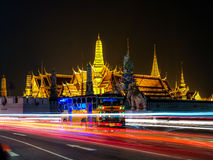BANGKOK - OCT 18 The most famous landmarks of the bangkok city t stock image
