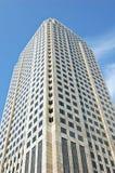 Bangkok office tower. Office block on Sukhumvit Road, Bangkok stock photo