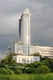 BANGKOK - OKTOBER 2014 Centara großartig und Bangkok Lizenzfreie Stockbilder