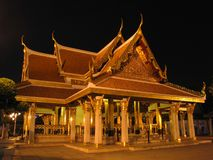 bangkok pałacu zdjęcie stock
