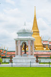 Bangkok Palace in Bangkok Royalty Free Stock Photo