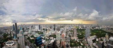 Bangkok panorama Royalty Free Stock Photos