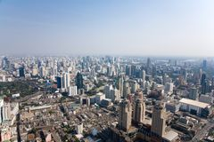 Bangkok, panorama Stock Photos