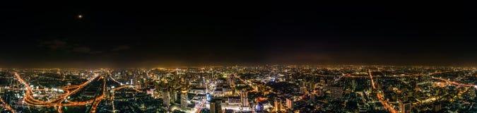 Bangkok panorama Stock Image