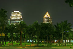 Bangkok Park Royalty Free Stock Photography