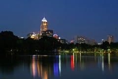 Bangkok Park Royalty Free Stock Images