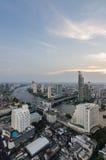 Bangkok pejzaż miejski Zdjęcie Stock