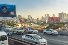 Bangkok pejzaż miejski Obraz Stock