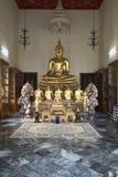bangkok pho świątyni wat fotografia royalty free