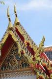 bangkok pho świątynny Thailand wat zdjęcia stock