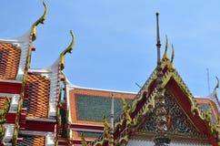 bangkok pho świątynny Thailand wat obraz royalty free