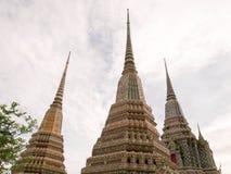 bangkok pho Thailand wat Zdjęcia Royalty Free