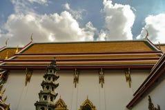 bangkok phothailand wat Royaltyfri Fotografi
