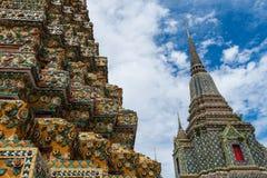 bangkok phothailand wat Royaltyfria Foton