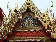 bangkok phothailand wat Fotografering för Bildbyråer