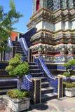 bangkok po kroczy wat Zdjęcie Stock