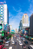 Bangkok Pratunam Royalty Free Stock Photography