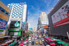 Bangkok Pratunam Royalty Free Stock Image