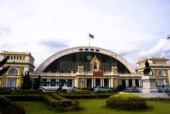 Bangkok railway station Stock Photos