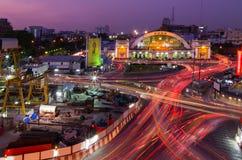 Bangkok Railway Station Stock Images