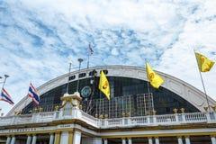 Bangkok Railway Station. Royalty Free Stock Photos