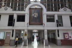 Bangkok Railway Station Stock Photography
