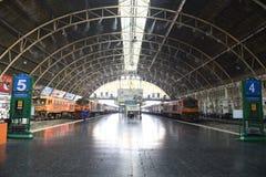 Bangkok Railway Station Stock Image