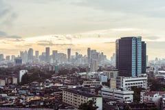 Bangkok After The Rain Royalty Free Stock Photography