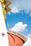 bangkok rajavaramahavihara saket Thailand wat Zdjęcia Stock