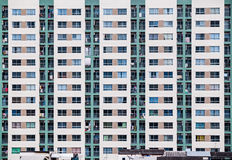 Bangkok residential housing. The city is famous for its high density residential towers royalty free stock image