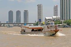 Bangkok River Stock Photography