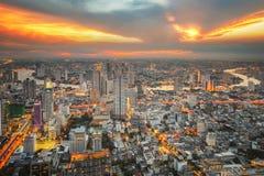 Bangkok River royalty free stock photo
