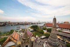 Bangkok river Royalty Free Stock Image