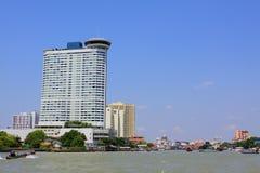 Bangkok Riverside Scene Royalty Free Stock Image