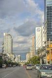 Bangkok road Royalty Free Stock Photo