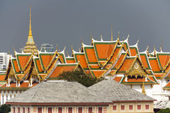 Bangkok royal palace Stock Photography
