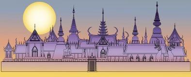 Bangkok royal palace Royalty Free Stock Photography