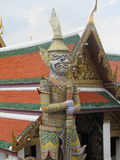 Bangkok Royal Palace i Thailand Arkivbild
