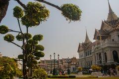Bangkok royal palace Royalty Free Stock Images