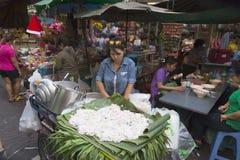 Bangkok's Chinatown Royalty Free Stock Images