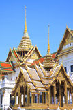 Bangkok's  famous landmark. The grand palace. Bangkok's  famous landmark was built 1782. The grand palace conclud several impressive buildings including Wat Phra Stock Images