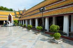 Bangkok's Wat Suthat Stock Photo