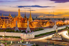 Bangkok Scenery Royalty Free Stock Photo