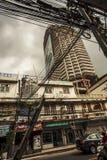 Bangkok se pasea Fotografía de archivo libre de regalías