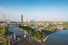 Bangkok senic Stock Photo