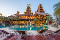 Bangkok shopping mall at Bangkok Royalty Free Stock Images