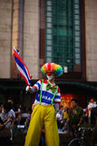 Bangkok Shutdown Royalty Free Stock Images